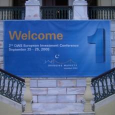 DWS European Investement Conferences