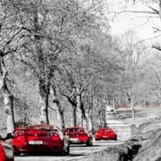 Ferrari Frühlingsausfahrt