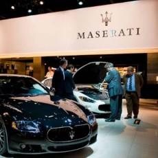Maserati auf der IAA