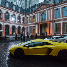 Lamborghini back in town!
