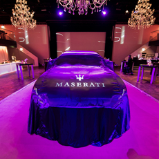 Maserati Quattroporte National Launch